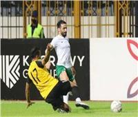 «الإنتاج» يقسو بثلاثية على «المصري» في  الدوري الممتاز