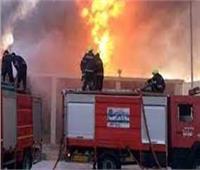 ماس كهربائي وراء حريق شقة سكنية بمنطقة المطرية