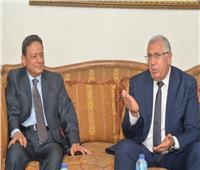 كرم جبر بندوة وزير الزراعة:مصر أمنّت احتياجات الشعب الغذائية في الجمهورية الجديدة