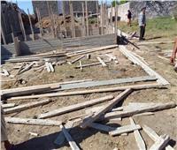 مختار: الإزالة الفورية لأي حالة تعدي على الأراضي الزراعية بالدقهلية | صور
