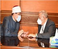 النجار: وزير الأوقاف يقدم الجديد كل يوم للدعوة والخطاب الديني المستنير