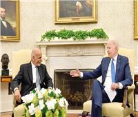 بايدن يدعو الأفغان إلى «تقرير مستقبلهم».. ويتعهد بالدعم