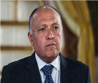 سامح شكري: مصر تشارك في اجتماع «روما» حول داعش