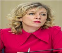 زاخاروفا تشيد بتصنيفكريستينا كيفينبـ«المرأة الأكثر نفوذا في أوكرانيا»