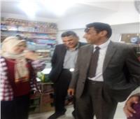 افتتاح منفذ لبيع منتجات قطاع الإنتاج بمدينة 6 اكتوبر