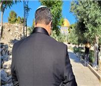 نائب متطرف بالكنيست يقتحم المسجد الأقصى برفقة مستوطنين
