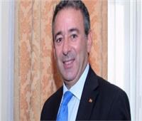 سفير مصر في عمان يبحث مع وزير العمل الأردني أوضاع العمالة المصرية