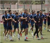 لاعبو الأهلي «راحة من التدريبات» عقب التأهل للنهائي الأفريقي