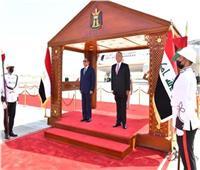 الجندي: زيارة الرئيس السيسي للعراق تعبر عن دور مصر الريادي