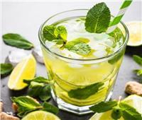 طريقة عمل عصير الليمون بالنعناع البارد