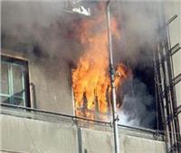 إخماد حريق داخل شقة سكنية في حلوان بالقاهرة
