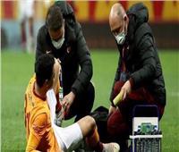 جالاتا سراي يعلن تفاصيل إصابة مصطفى محمد