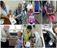 الداخلية: خدمات لكبار السن وذوي الاحتياجات بـ«الجوازات والجنسيات»