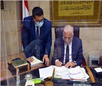 محافظ جنوب سيناء يعتمد تنسيق القبول لـ«أولى ثانوي» للعام الدراسي الجديد