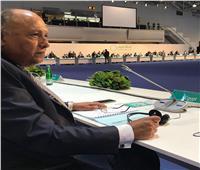 خلال الاجتماع الوزاري بروما.. وزير الخارجية: داعش ما زال يمثل خطرا