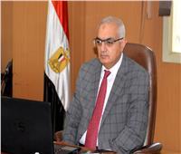 افتتاح مشروعات جديدة بمستشفى المنصورة الجامعى
