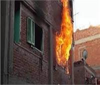 إصابة أسرة بالاختناق في حريق شقة بالحوامدية