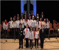 أصحاب الهمم وبراعم فصل البيانو فى حفل فنى بـ«أوبرا الاسكندرية»