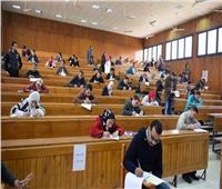 جامعة القاهرة تواصل امتحانات نهاية العام الدراسي