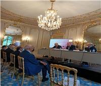 سفير مصر في باريس يستعرض المشروعات والفرص المتاحة أمام الاستثمار الفرنسى