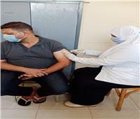 تطعيم الجرعة الثانية من «سينوفارم» للعاملين بالإدارة التعليمية في دمياط