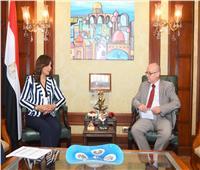 «الهجرة» تستقبل السفير القبرصي لبحث ترتيبات زيارة شباب قبرص واليونان لمصر