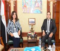 وزيرة الهجرة و«لجنة الرياضة بالنواب» يبحثان التعاون في مبادرات «شبابنا بالخارج»