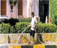 «سلوك خاطئ يزيد من نسبة الرطوبة».. «الأرصاد» تحذر من رش المياه في الشوارع