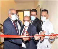 افتتاح أحدث جهاز للتماثل الإشعاعيبمستشفى جامعة المنصورة