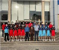 رئيس الأولمبياد المصري: سعدت بزيارة المعسكر التدريبي الأول للبعثة المصرية