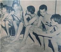 أول فريق مصري للسباحة.. من الصم والبكم