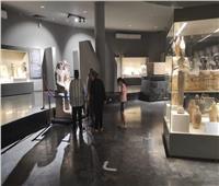 متحف كفر الشيخ يستقبل عددًا من كبار السنوأحفادهم