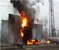 لاتوجد إصابات في حريق محول كهرباء بحدائق الأهرام