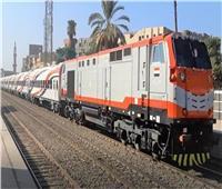 بدء إزالة آثار حادث «قطار منوف»