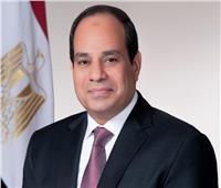 الرئيس السيسي يتفقد معدات «حياة كريمة» لتطوير قرى الريف المصري