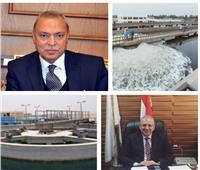 ثورة 30 يونيو| 3 مليارات جنيه لإنشاء محطات مياه وصرف صحي بالقليوبية
