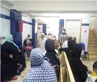 قافلة طبية مجانية بمستوصف الصيادين في الإسكندرية