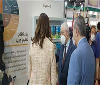 وزير التعليم: سعيد بمشاركة الوزارة بمعرض القاهرة للكتاب
