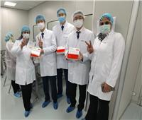 وزيرة الصحة: إنتاج أول 300 ألف جرعة لقاح فاكسيرا سينوفاك.. فيديو وصور