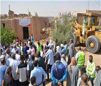 لتحسين البنية التحتية لتحقيق الاستقرار.. ضخ استثمارات وصلت 32 مليار جنيه بالوادي الجديد