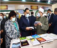 وزير الأوقاف في افتتاح معرض الكتاب: الرئيس مهتم ببناء الإنسان والعمران معا