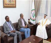رئيس البرلمان العربي يؤكد أهمية دعم الصومال لتحقيق التنمية المستدامة