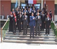 اتحاد طلاب جامعة سوهاجيحتفل بذكرى٣٠ يونيو