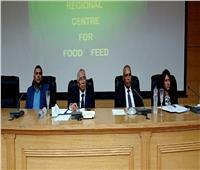 وزير التعليم العالي يتلقى تقريرًا حول تعاون هيئة تمويل العلوم ومركز البحوث الزراعية