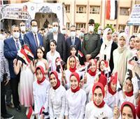 محافظة الغربية تحتفل بذكرى ثورة 30 يونيو