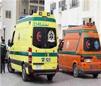 إصابة ٥ أشخاص في حادث تصادم بالطريق الصحراوي بالبحيرة