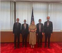 السفير بدر عبد العاطي يبحث تعزيز العلاقات مع البوسنة والهرسك