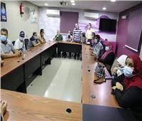 انطلاق الدورة التدريبية للمكفوفين بمركز «حسن حلمي» في الوادي الجديد