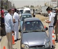 «المرور» تضبط 5968 مخالفة مرورية متنوعة خلال 24 ساعة