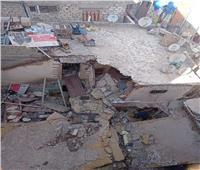 استخراج سيدة على قيد الحياة بعد 17 ساعة من انهيار عقار الإسكندرية